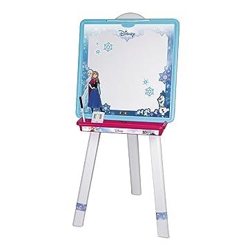 Smoby - Pizarra Frozen (410613): Amazon.es: Juguetes y juegos