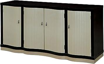 Furniture Of America CM3353SV Ornette Espresso Server Dining Room Buffet