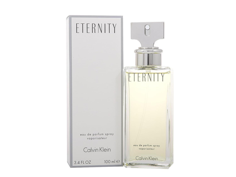 Amazoncom Calvin Klein Eternity Eau De Parfum Calvin Klein