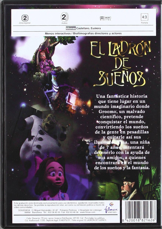 Amazon.com: Pack Felix El Gato + El Ladron De Sueños [Import espagnol]: Movies & TV