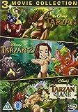 Tarzan / Tarzan 2 / Tarzan & Jane [DVD]