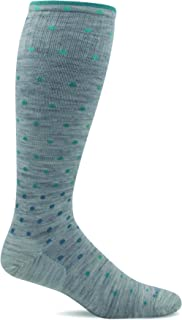 Sockwell Womens Circulator Graduated Compression Socks-Ideal for-Travel-Sports-Nurses-Reduces Swelling SW1W