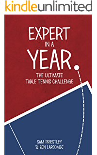 Amazon table tennis tactics for thinkers ebook larry hodges expert in a year the ultimate table tennis challenge fandeluxe Gallery