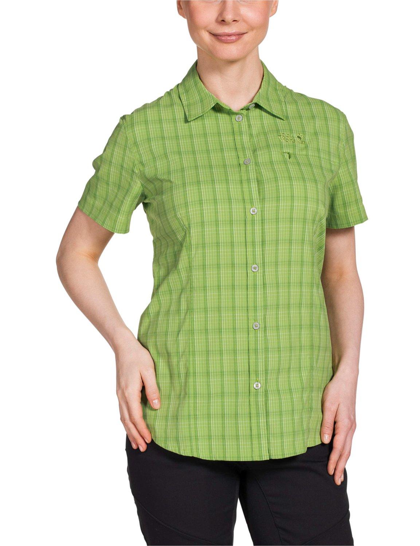 Jack Wolfskin Damen Bluse Centaura Stretch Vent Shirt