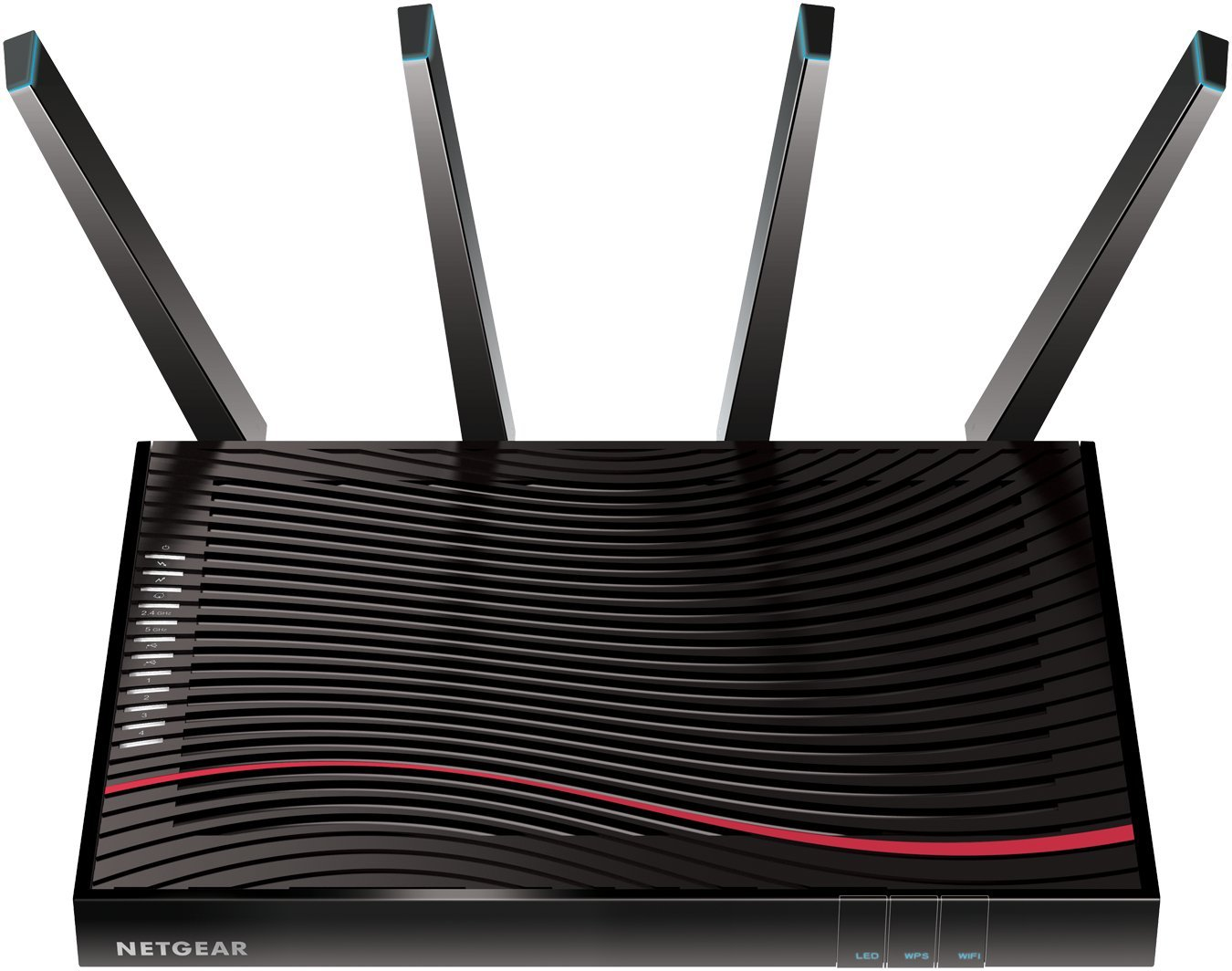 Spectrum NETGEAR Cable Modem Router Combo Certified for Xfinity by Comcast 8x4 C6220 AC1200 WiFi DOCSIS 3.0 COX /& More