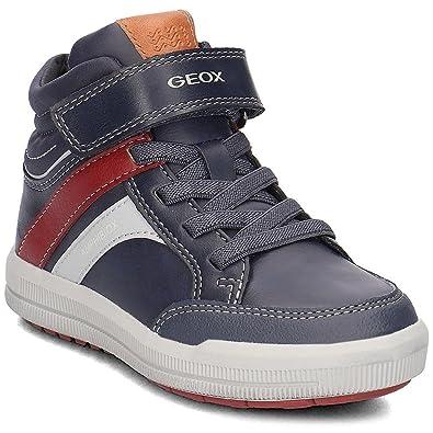 Geox Junior Arzach - J745SA000BCC4335 - Couleur  Bleu Marine - Pointure   29.0 a1f8892625e
