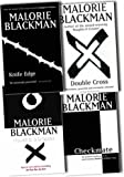 Noughts and Crosses Pack, 4 books, RRP £27.96 (Checkmate; Double Cross; Knife Edge; Noughts and Crosses).