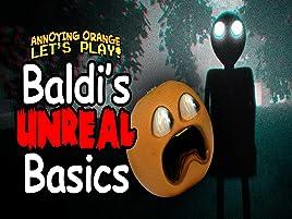 Baldi Basics Roblox Audio Id Watch Clip Annoying Orange Baldi S Basics Episodes And Let S Plays Prime Video