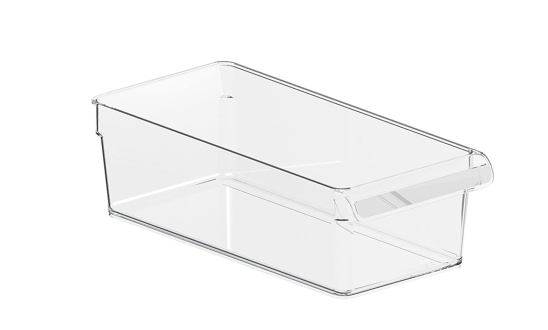 Kühlschrank Organizer Stapelbar : Rotho loft kühlschrank organizer l robuster