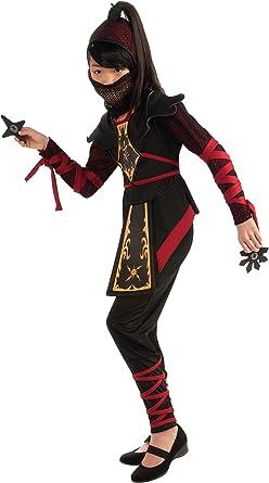 New Child/'s complete  NINJA Costume Halloween Rubies