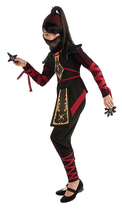 Rubies Warrior Ninja Childs Costume, Small