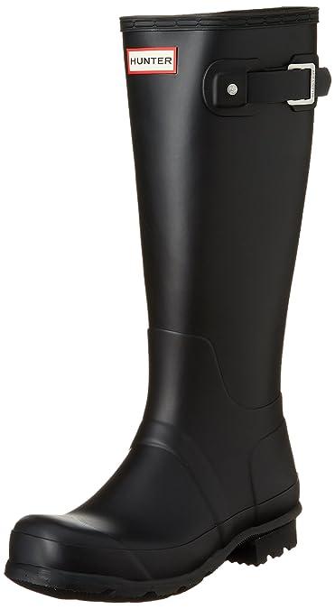Hunter Mens Original Tall Black Boot  7