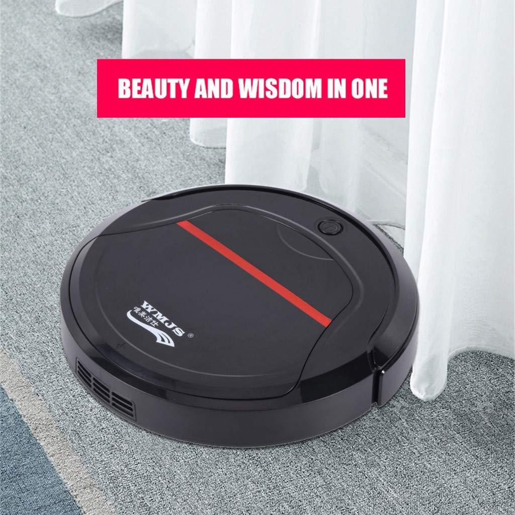 Barredora Inteligente y Recargable con Mini Robot Aspirador para ...