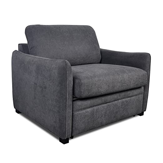 Amazon.com: Living Room Furniture Single Chair   Pull Out Sofa Bed: Kitchen  U0026 Dining