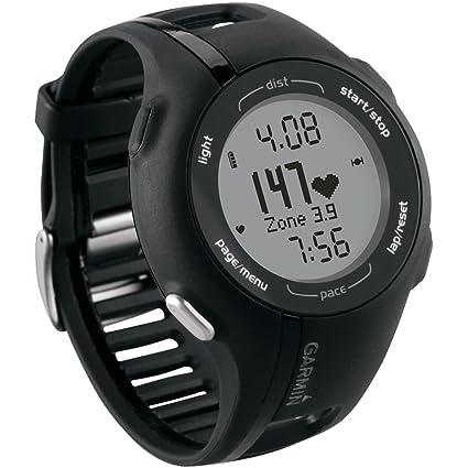 Garmin Sports Watch >> Amazon Com Garmin Forerunner 210 Gps Enabled Sport Watch With Heart