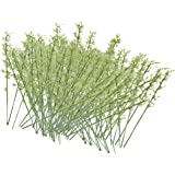 約100本 モデル 竹の木 情景コレクションザ 鉄道模型