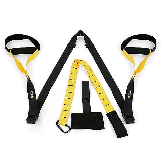 44 opinioni per Amzdeal® Tunturi suspension trainer