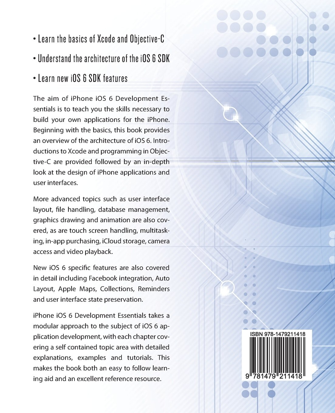 Amazon com: iPhone iOS 6 Development Essentials