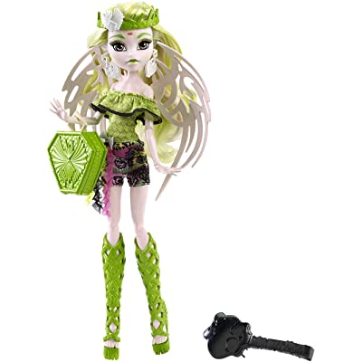 Monster High Brand-Boo Students Batsy Claro Doll: Toys & Games