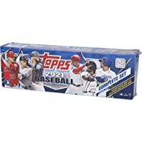 $59 » 2021 Topps Baseball Complete Factory Set - Baseball Complete Sets