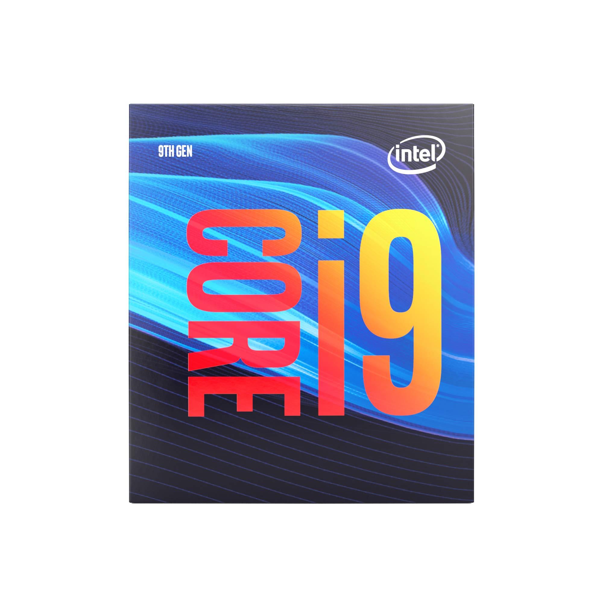 Intel Core i9-9900 Desktop Processor 8 Cores up to 5.0GHz LGA1151 300 Series 65W by Intel