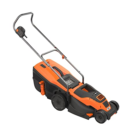 Black+Decker EMAX38I-QS Cortacésped, 1600 W, 230 V: Amazon.es ...