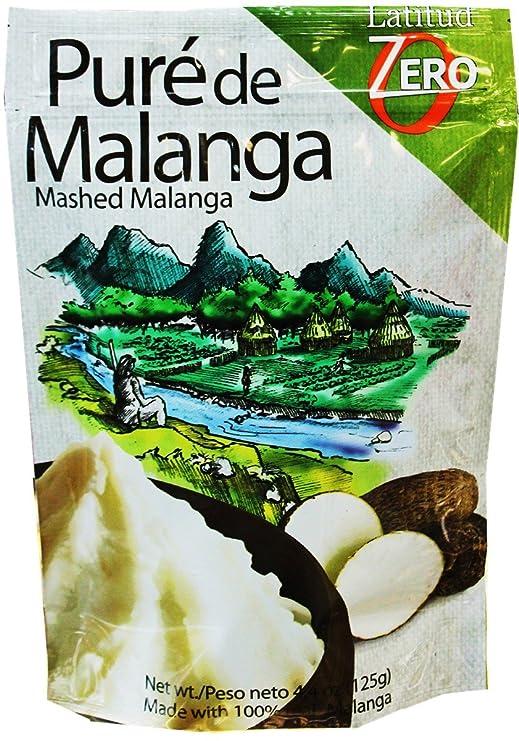 Amazon Com Malanga Puree Pure De Malanga Ready To Make 4 4 Oz Servings 4 Grocery Gourmet Food