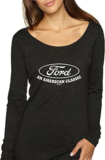 Official Ford Logo American Classic Men/'s T-shirt High Quality Brand Tee