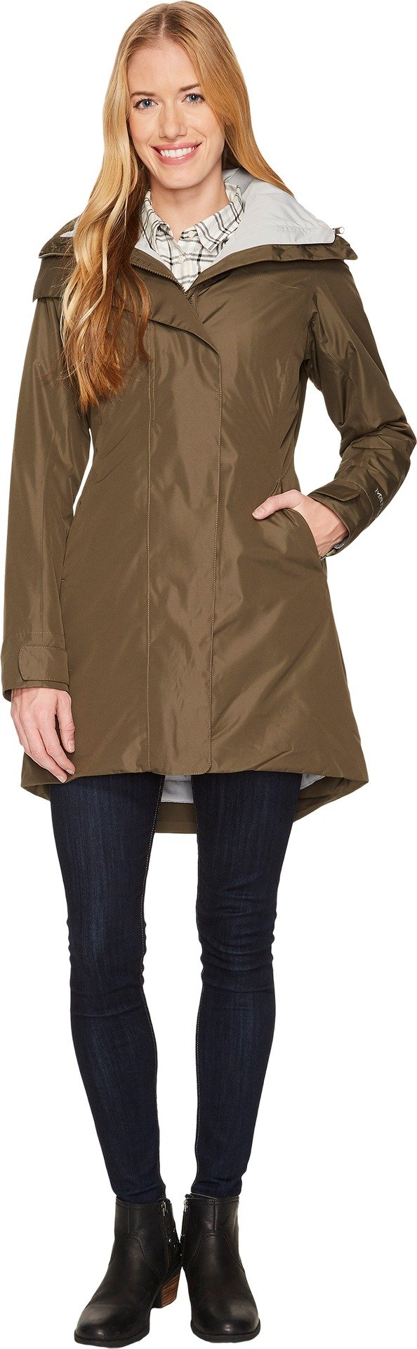 Marmot Women's Downtown Component Jacket Deep Olive Medium