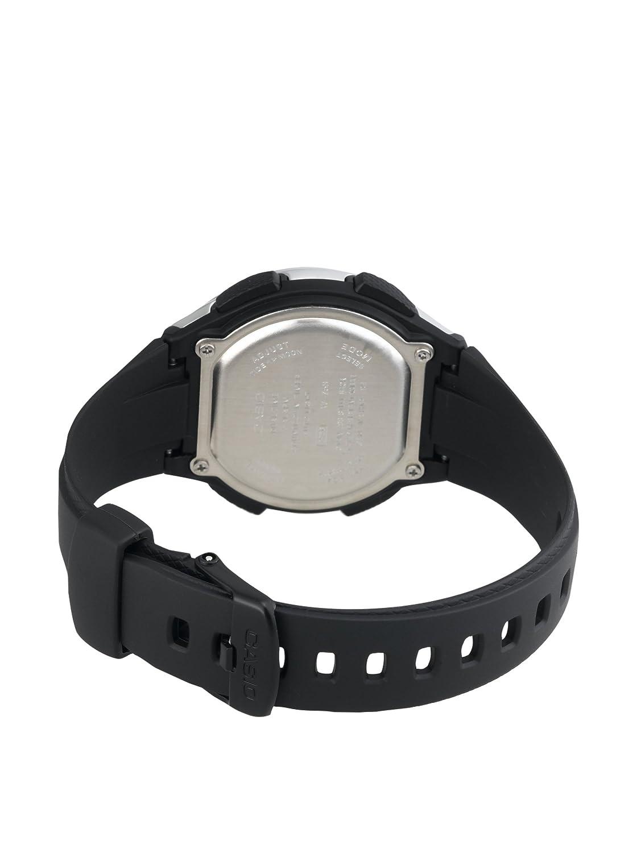 14695d75e3ab Casio Reloj de Pulsera W-753-1AVES  Amazon.es  Relojes