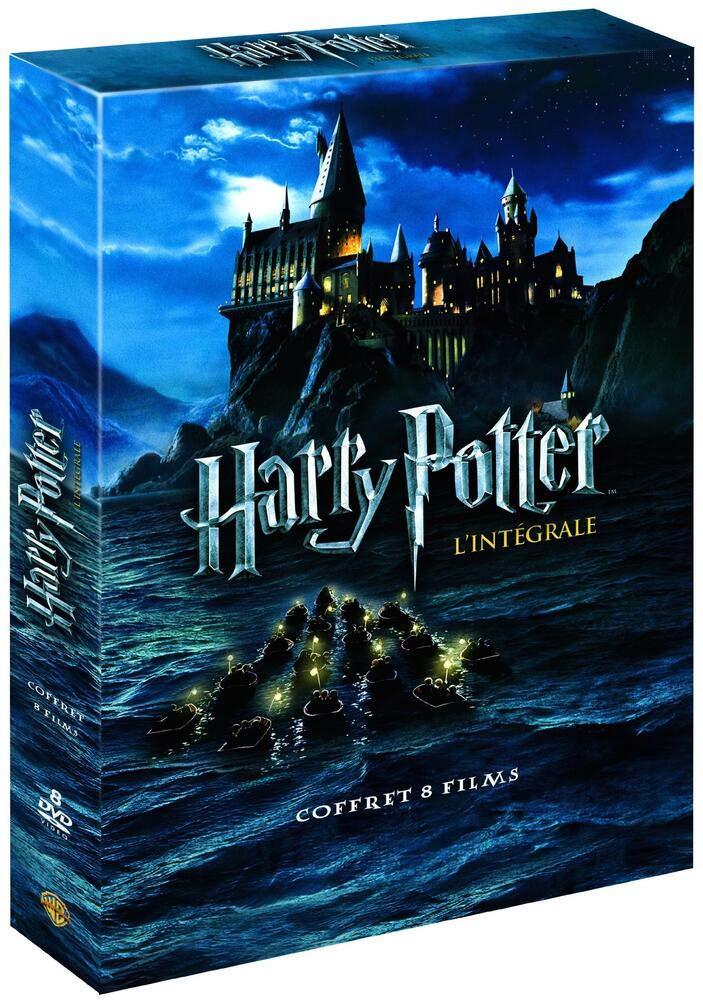 Harry Potter - L'intégrale des 8 films [Italia] [DVD]