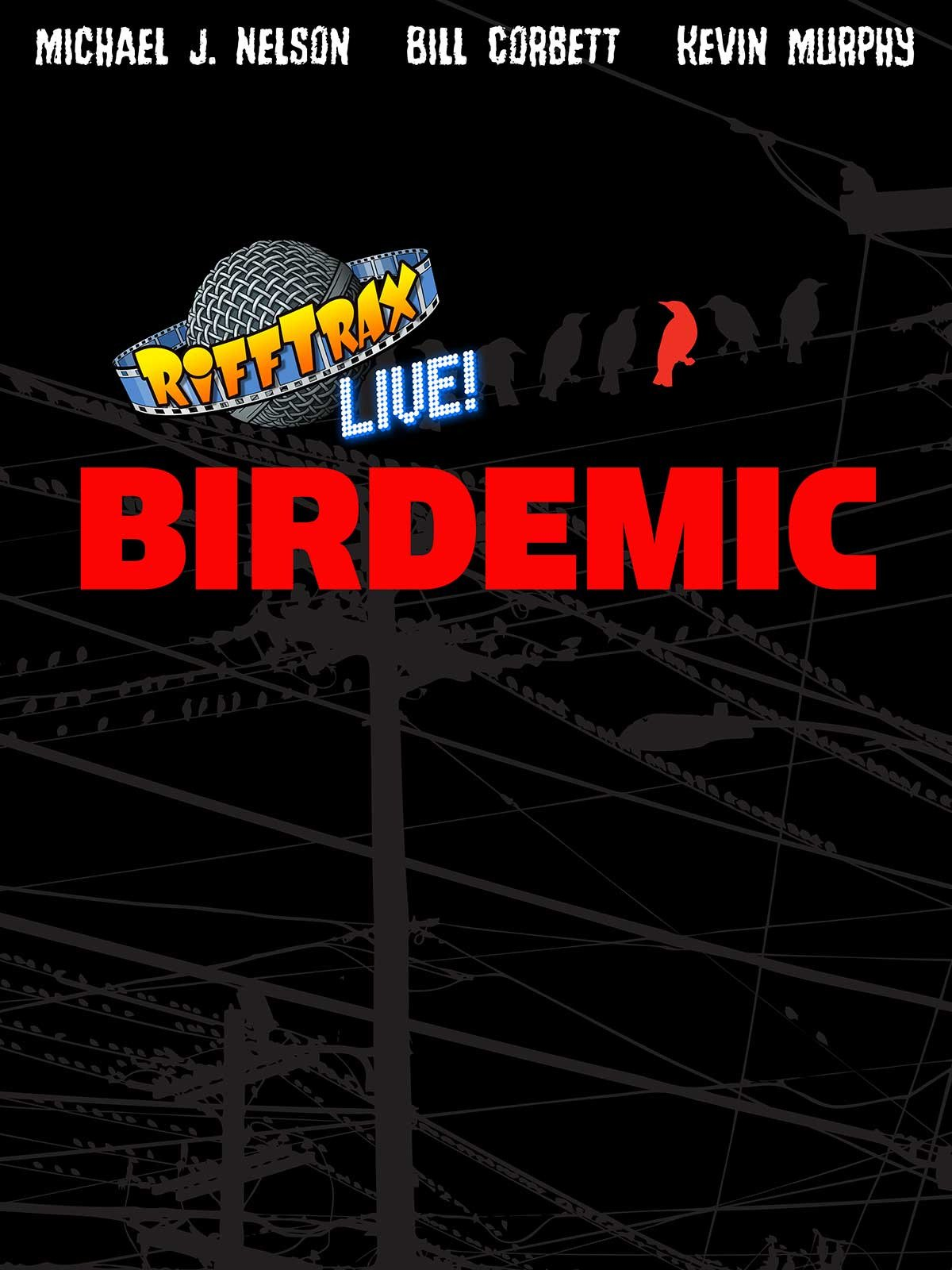 Image result for birdemic movie poster rifftrax