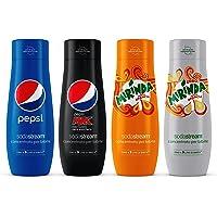Sodastream Mix Concentraat X Pepsi + Mirinda Bundle, 1760 milliliter
