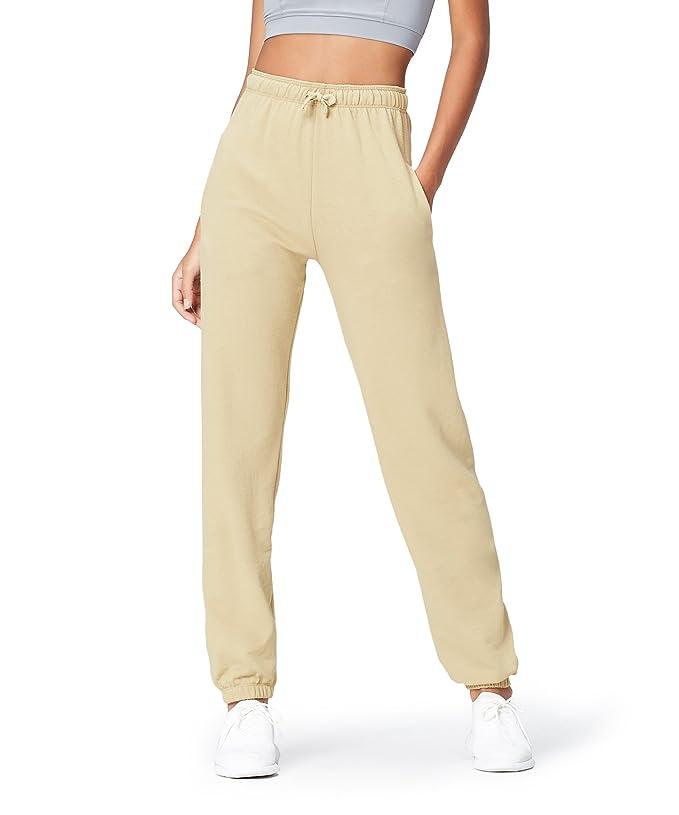 find. Pantalones de Chándal Mujer, Verde (Khaki), 44 (Talla del ...