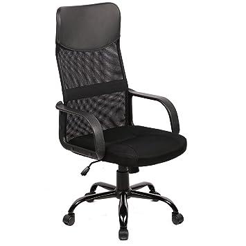 Amazoncom BestOffice Mid Back Mesh Ergonomic Computer Desk