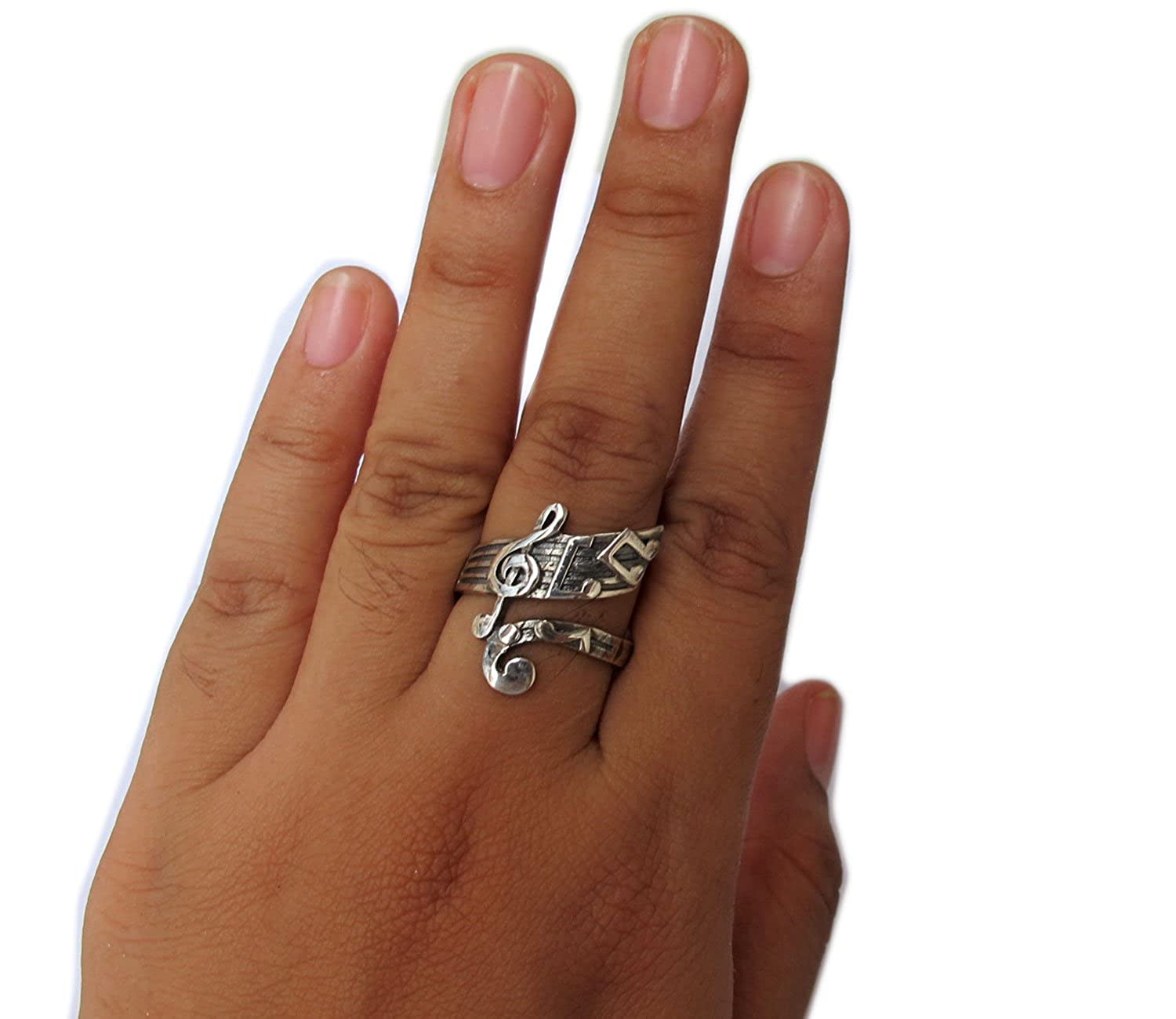 VERY BEAUTIFUL THAI SILVER CLASSIC RING SIZE NO.7 { WITHOUTSTONE STERLING BOX 18 } Welcome Free Shipping 92.5 SILVER WEIGHT 4.97 G