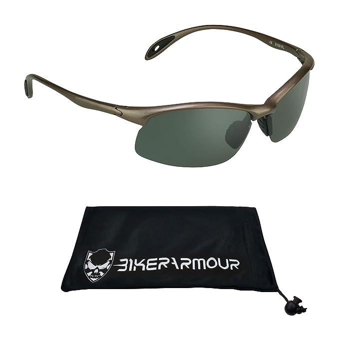 Amazon.com: TR90 gafas de sol Ultra ligeros para tamaños de ...