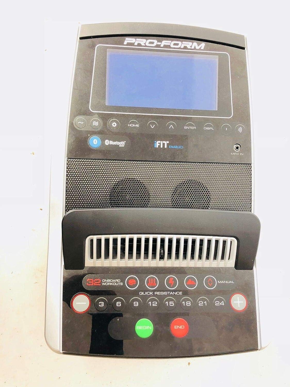 アイコンヘルス&フィットネス株式会社 ディスプレイコンソールアセンブリ 376420 Proform Trainer Elliptical ELPF09915