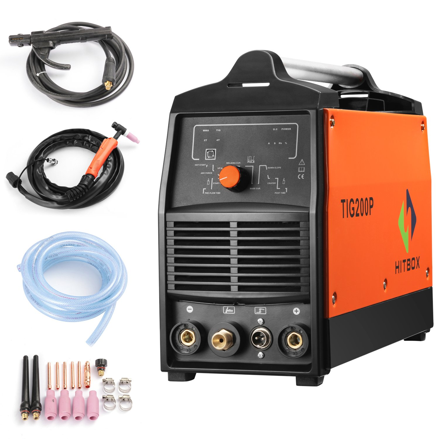 Top best Chinese TIG welder reviews in the USA 2019 4