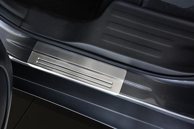 Tuning Art Ex102 Edelstahl Einstiegsleisten Set Auto