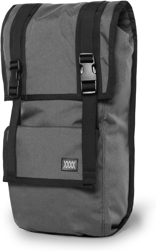 Mission Workshop Fraction 14L (850 cu.in) Rucksack Backpack, Gray