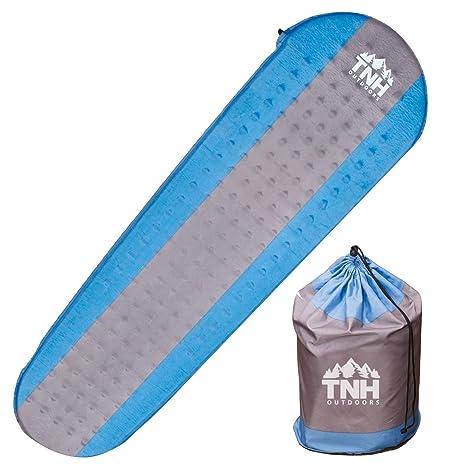 Amazon.com   TNH Outdoors Premium Self Inflating Sleeping Pad ... ffd22f0564