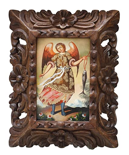 Folk Art Angel Paintings