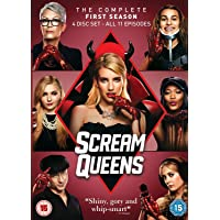 Scream Queens: The Complete Season 1 (4-Disc Box Set) (Fully Packaged Import)