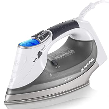 Beautural 1800-Watt Steam Iron