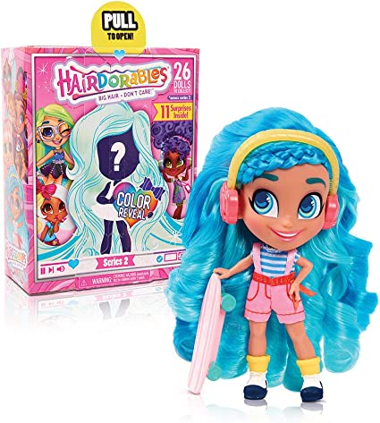 Series 1 Hairdorables ‐ Collectible Surprise Dolls and Accessories Styles May