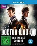 Doctor Who - Der Tag des Doktors  (inkl. 2D-Version) [3D Blu-ray]