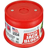 Andersen Hitches Trailer Jack Block with Magnets, 1 in Pack