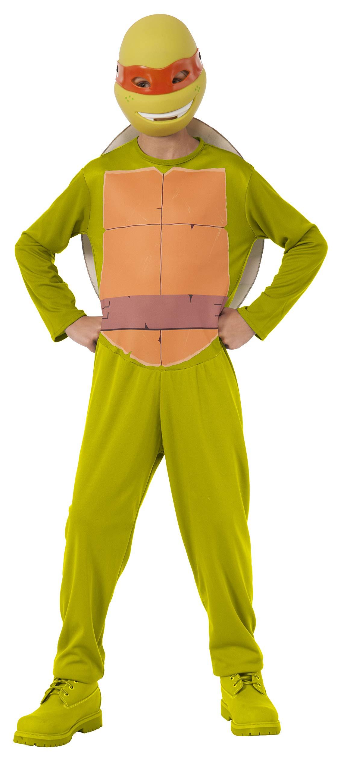 Teenage Mutant Ninja Turtles Michelangelo Action Costume Set