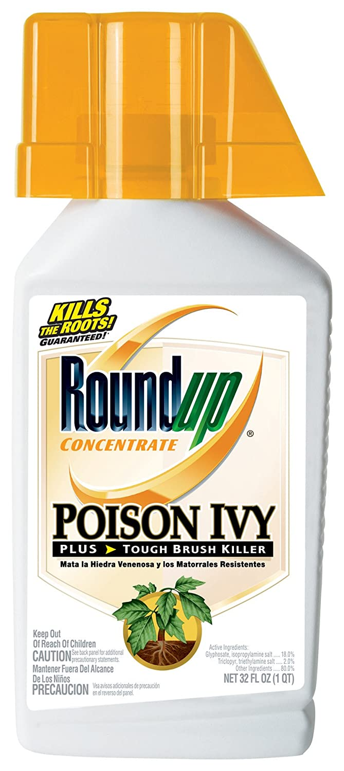 Roundup Poison Ivy Plus Tough Brush Killer Concentrate